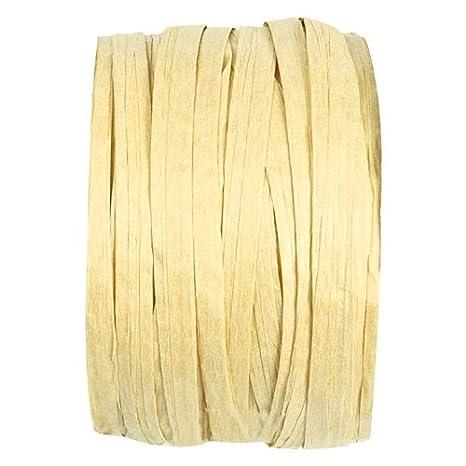 Santex-Paper, in rafia, colore: avorio