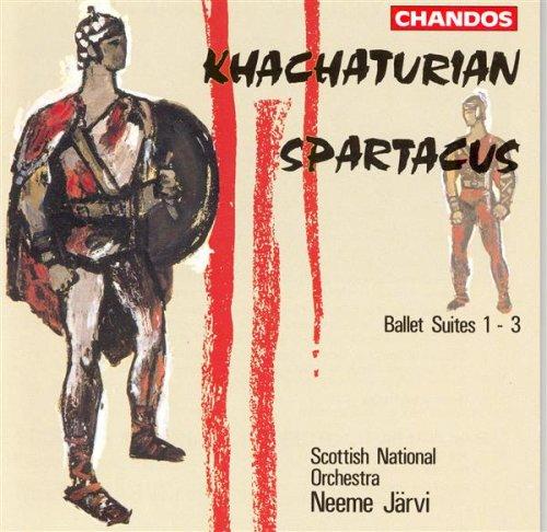 Spartacus Suite No. 1: II. Introduction - Adagio of Aegina and Harmodius