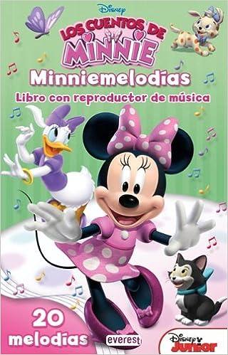 Los Cuentos de Minnie. Minniemelodías. Libro con reproductor ...