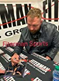Jon Moxley Dean Ambrose WWE AEW Signed