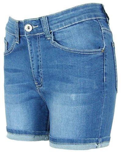Zanelo Pantaloncini jeans SE558