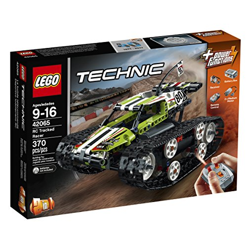 lego technic rc tracked racer building kit piece