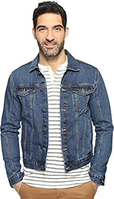 Calvin Klein Men's Denim Trucker Jacket