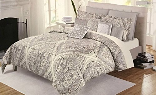 Luxury Full Queen 3 Piece Duvet Cover Set by Cynthia Rowl...