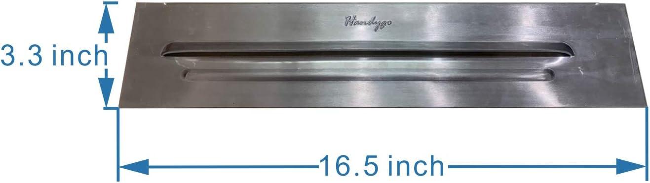 """Set of 4 Wind Screen - Waterproof Aluminum Grill Accessories for Outdoor Cooking (for 28"""") : Garden & Outdoor"""