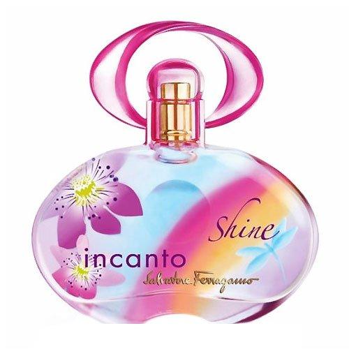 Incanto Shine FOR WOMEN by Salvatore Ferragamo - 3.4 oz EDT Spray - Incanto Shine Eau De Parfum Spray