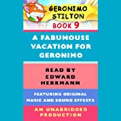 Geronimo Stilton Book 9: A Fabumouse Vacation for Geronimo | Geronimo Stilton