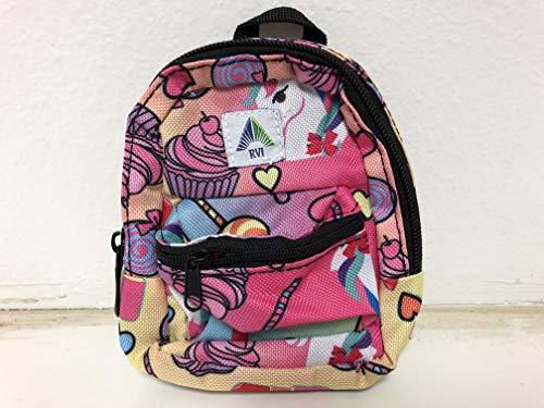 (RVI Mini Armband Backpack (Hearts, Lollipops and Cupcakes))