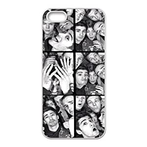 D-PAFD Diy One Direction Selling Hard Back Case for Iphone 5 5g 5s