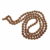 Certified 5 Mukhi RUDRAKSHA JAAP MALA for Pooja (Astrology)