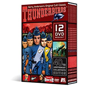 Thunderbirds 40th Anniversary Collector's Edition Megaset (2007)