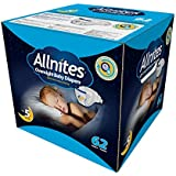 Allnites Overnight Diapers (Size 5, 62-Count)