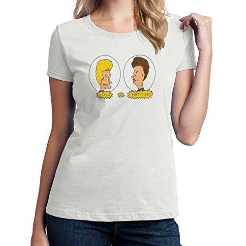 Beavis And Butt Head Portraits Damen T-Shirt