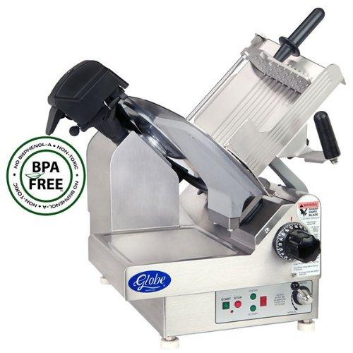 Globe Slicer 4975n Premium Meat Slicer 1/2 Hp 9 Speed Globe Products - 4975N