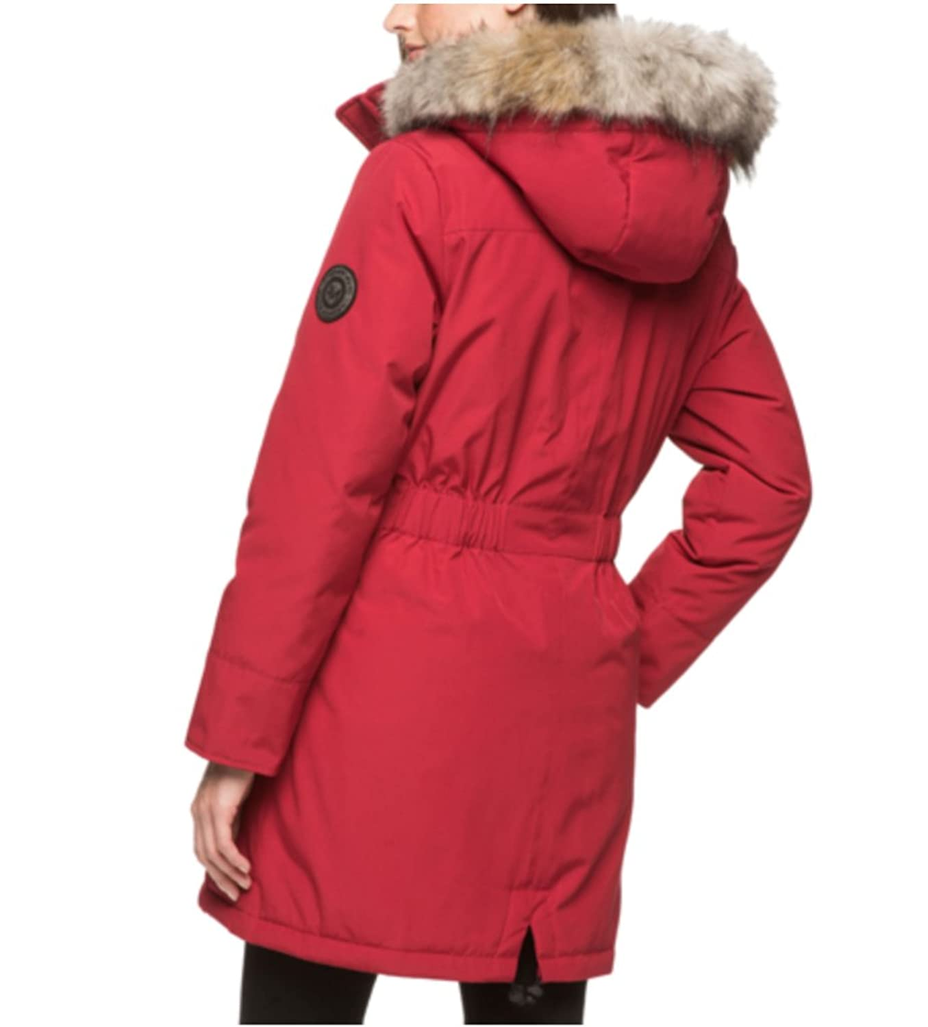 Amazon.com: Andrew Marc Ladies Parka: Clothing