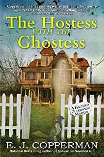 Book Cover: The Hostess with the Ghostess: A Haunted Guesthouse Mystery