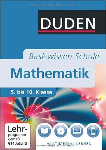 Duden Basiswissen Mathematik: 5. bis 10. Klasse: Amazon.de: Günther ...