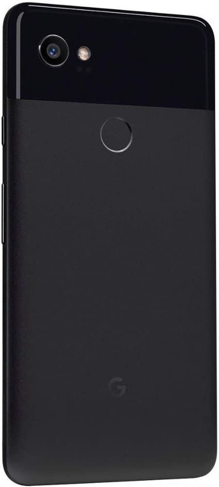 Pixel 2 XL Phone (2017) by Google, 64GB G011C, 6 inch inch Factory Unlocked Android 4G/LTE Smartphone (Just Black) (Renewed)