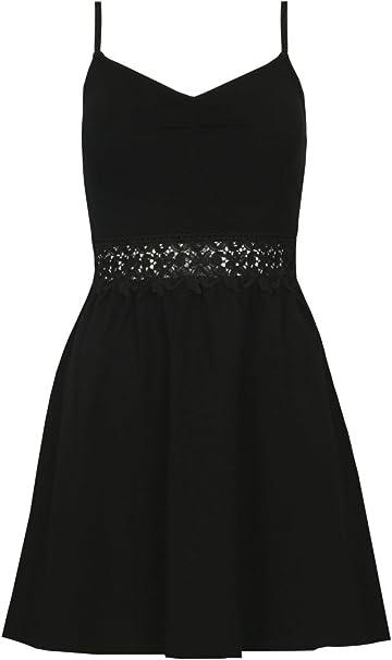 Vestiti Eleganti Tally Weijl.Tally Weijl Sdrconala Vestito Elegante Donna Nero Black Hh L