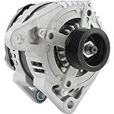 DB Electrical AND0498 New Alternator for 3.5L 3.5 Chrysler Sebring 07 08 09 10 2007 2008 2009 2010, Dodge Avenger 08 09 10 2008 2009 2010 VND0498 05033759AB 421000-0390 11286 VDN11400304-A