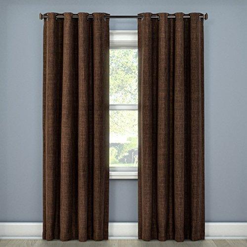 (Rowland Light Blocking Curtain Panel - Eclipse 52x 84)