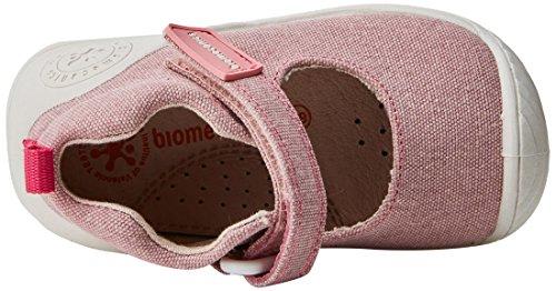 Biomecanics Baby Mädchen 182120 Niedrige Hausschuhe Rosa (Segeltuch)