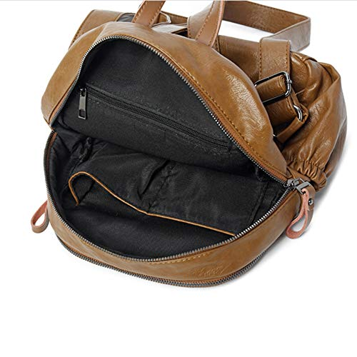 Bolsa señora Negocios de de B Viaje Aire Bolsa Impermeable Backpack Bolsa Bolsa Negocios al Libre PU de Mochila Estudiantes Mochila de xFSnAwYq