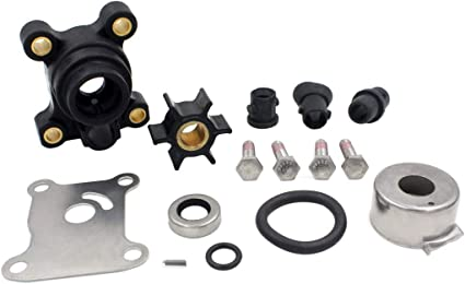 Water Pump Impeller Kit for Johnson//Evinrude 394711 0394711 9.9hp