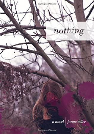 book cover of Nothing