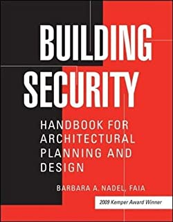 Security planning and design a guide for architects and building building security handbook for architectural planning and design fandeluxe Images