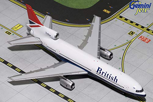 GeminiJets British Airways L-1011 G-BBAG 1:400 Scale for sale  Delivered anywhere in USA