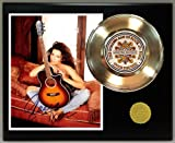 #1: Shania Twain Gold Record Signature Series LTD Edition Display
