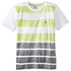 DC Apparel Big Boys' Striped T-Shirt