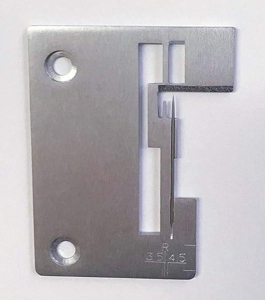 Punto de placa para Singer Overlock 14 SH 644 + 14 SH 654 Máquina ...