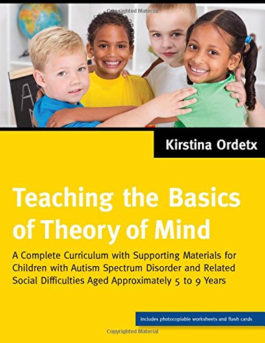 Teaching the Basics of Theory of Mind: A Complete Curriculum with ...
