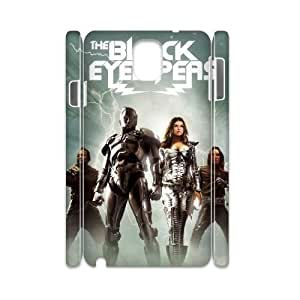 YUAHS(TM) DIY 3D Phone Case for Samsung galaxy note 3 N9000 with Black Eyed Peas YAS902520