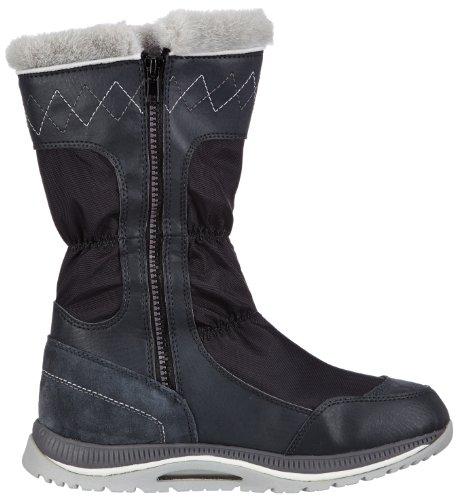 Jack Wolfskin Womens SNOW CRYSTAL WOMEN Snow Boots Black - Schwarz (Phantom 6350) wYh0TqkB