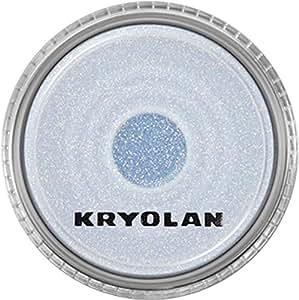 KRYOLAN POLYESTER GLIMMER FINE - PASTEL BLUE