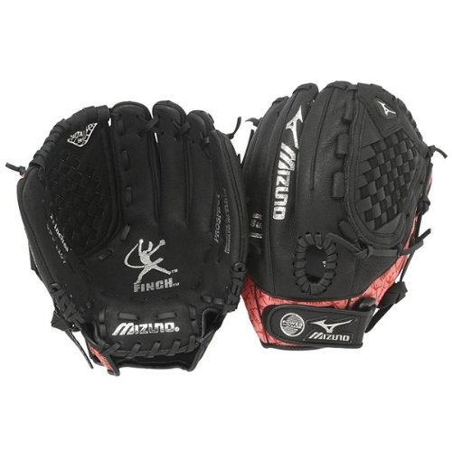 (Mizuno Prospect Series GPP1107 Youth Fastpitch Glove (11-Inch, Right Handed Throw))