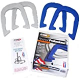 St Pierre Mfg AS2 Horseshoes, American Professional, 2-Pair