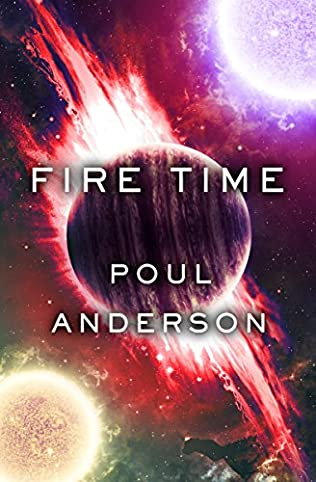 book cover of Fire Time