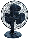 Appliances : Comfort Zone CZ121BK Oscillating Table Fan