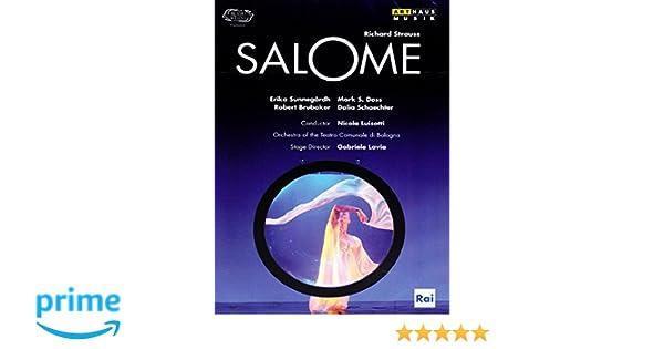 Amazon.com: Strauss: Salome: Orchestra of Teatro Comunale di ...
