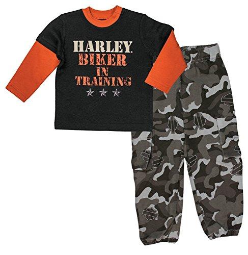 Harley Davidson Pants - 4