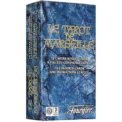 BARAJA FOURNIER TAROT MARSEILLE -78 CARTAS: Desconocido ...