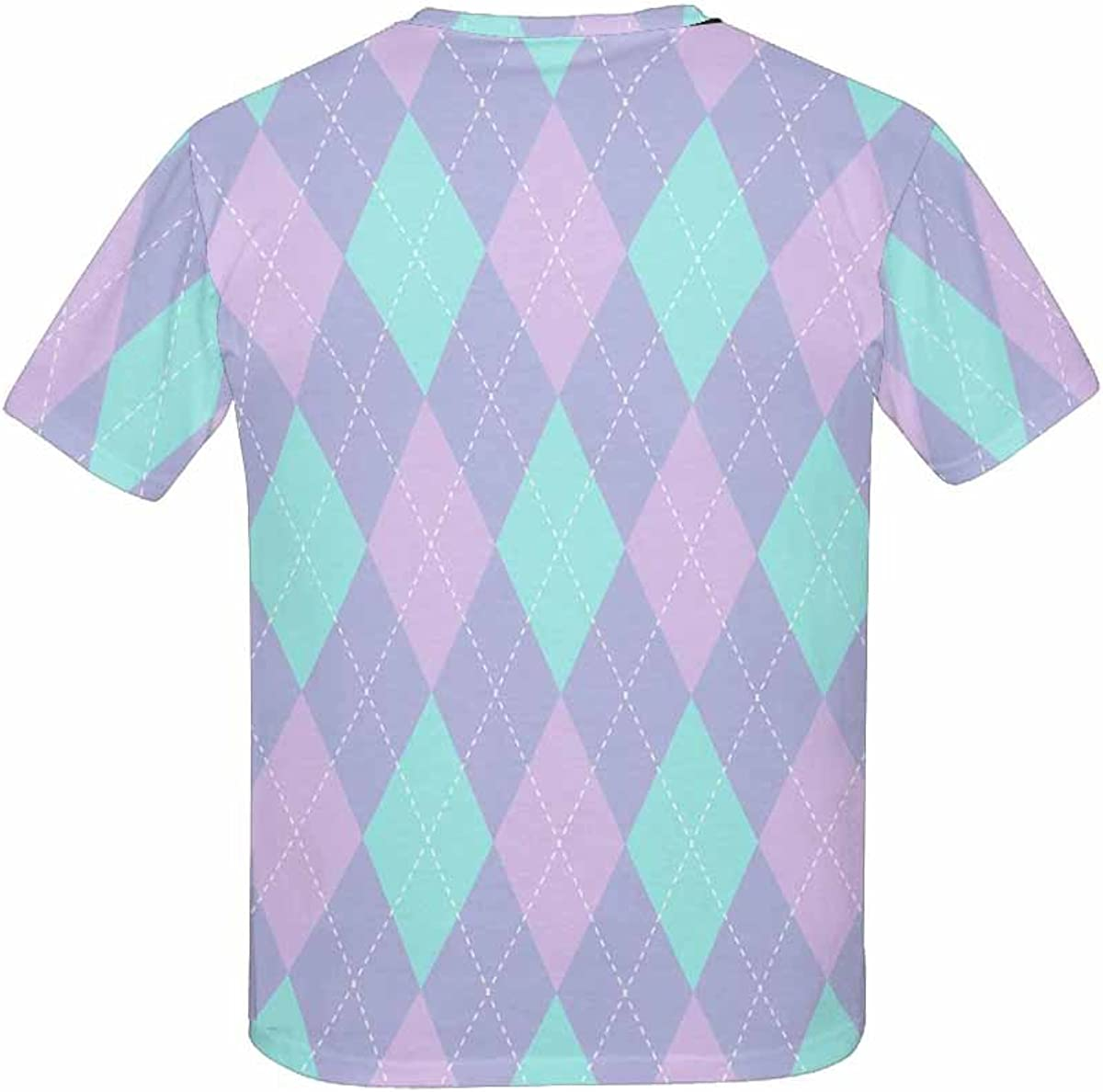 XS-XL INTERESTPRINT Kids T-Shirts Lavender Gray /& Pale Pink