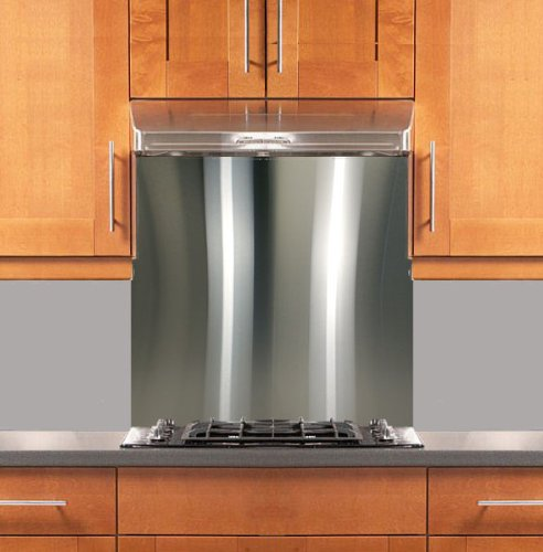 Amazon.com: Stainless Steel Backsplash 30