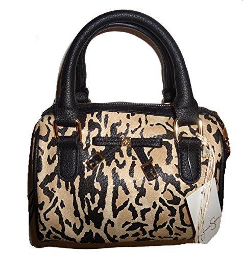 Jessica Simpson Leopard Handbag - 4