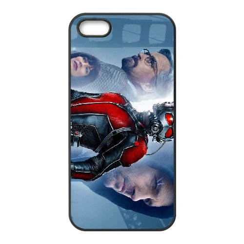 Ant Man Poster Other coque iPhone 4 4S cellulaire cas coque de téléphone cas téléphone cellulaire noir couvercle EEEXLKNBC23056