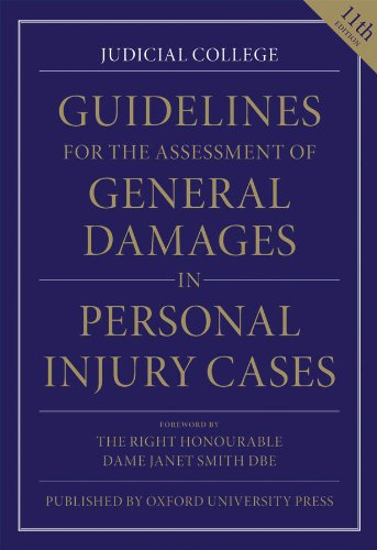 Download Guidelines for the Assessment of General Damages in Personal Injury Cases Pdf